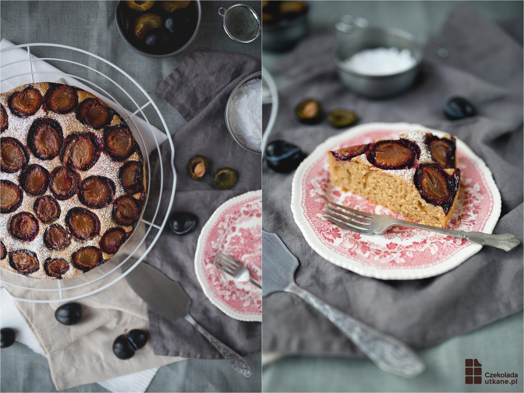 sliwki-ciasto-fit